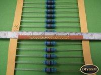 1 / 2 Вт резистор ассортимент комплект, 44valuesx10pcs = 440 шт., металлоплёночный потенциометр образцы комплект # 1175