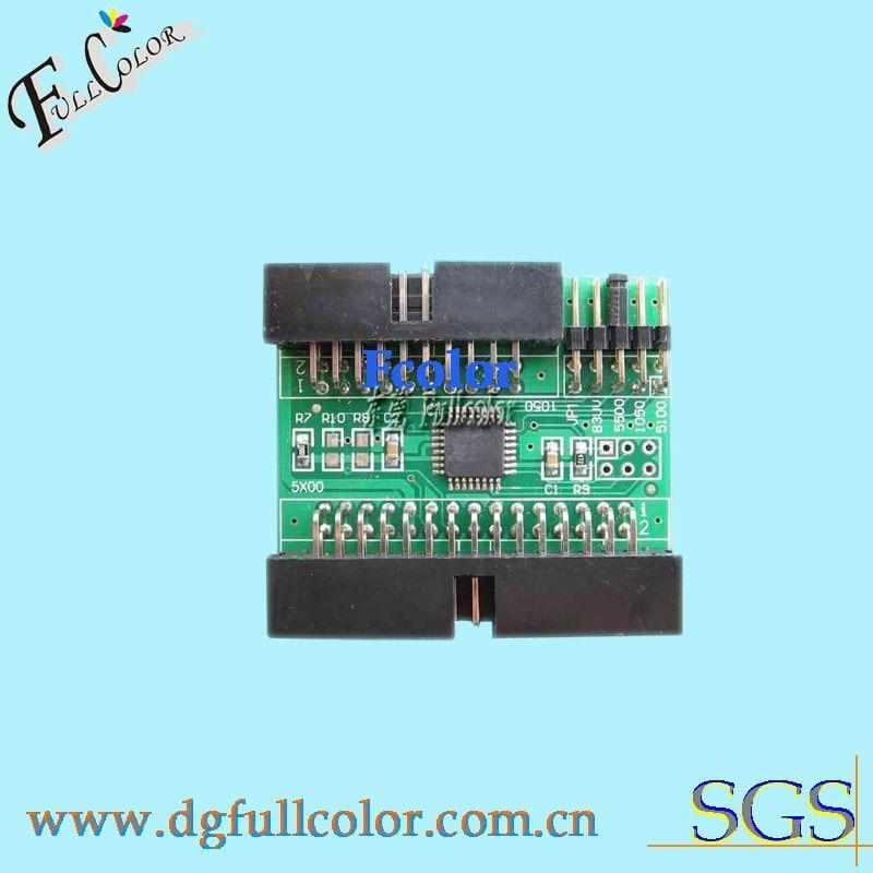 hp 5000 5100 5500 1050 chip decoder