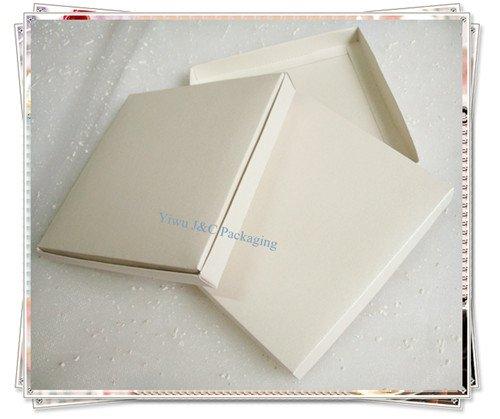 100pcs 161 x 161cm metallic wedding invitation box invitation ivory invitation box 3g stopboris Gallery