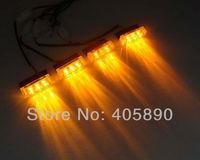 3ledx4 12 из светодиодов авто вспышка света 12 в вспышка сигнальная лампа 51035 - 4