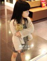 модныхплатье девушки с длинным рукавом платье из хлопка одежды