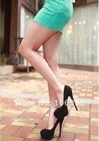 дамы мода на высоких блок розничная туфли Guangzhou туфли lm140