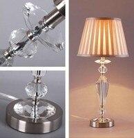 кристалл лампы / кристалл настольная лампа
