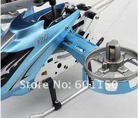 rods f103 4-канальный 4 канала вертолет гироскопа из светодиодов мини из светодиодов я / р металл модель ртф красный бесплатная доставка