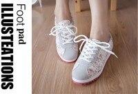 бесплатная доставка новый высокое качество свободного покроя цветок женская спортивная обувь дышащий кроссовки для женщин кроссовки wss3