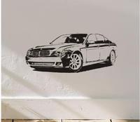 мода стены декор главная наклейки искусство пвх винил НПЦ свободен Сэм zz134 veto фея 57*77 см