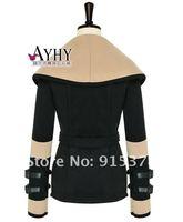 британский стиль осень виктория персонализированные большой нагрудные мыс шерстяное пальто + осень $ зима верхняя одежда + бесплатная доставка 1245