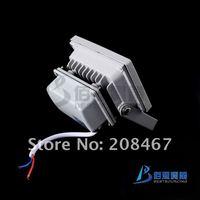 высокой мощности Сид IP65 10 вт 85 - 265 в из светодиодов водонепроницаемый холодный белый открытый свет лампы бесплатная доставка