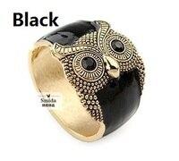 новое поступление, 0951 аксессуары мода винтаж панк масло сова браслет кольцо руки женский-бесплатная [ минимальный заказ $ 5, смешать или отдельный