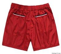новый мужские шорты, мужская PL шорты, белый красный модели модели бесплатная доставка