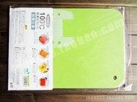 бесплатная доставка япония киосера грн доска, пластик грн доска, сброс мясо / фрукт / овощ антибактериальные здоровья