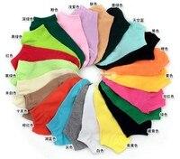10 пара цвет женщины носки мягкий хлопок аксессуары для обувь кроссовки платформа спорт спортивное конфеты загрузки