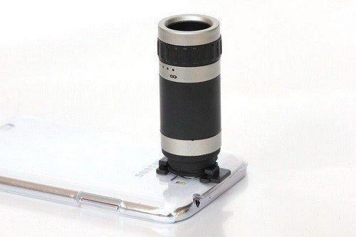 крыльцо у - в форме praga 8х оптического сумма телеобъектив телескоп объективным для samsunggalaxy Примечание 1 i9220 Примечание / N7000 галактики / Галактика S2 / i9100 модель D