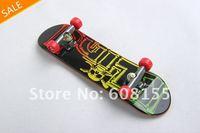50 шт много - цвет производитель продает Saw + ABS материал супер мини палец скейтборд игрушка