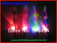 бесплатная доставка 600 шт./лот красный / синий мигающий из светодиодов стрелка из светодиодов вертолет стрелки удивительный полет вертолета стрелки на рождество