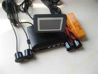 12 напряжение водонепроницаемый ультразвуковой датчик резерва Companion цвет аларт голос жк-дисплей беспроводной датчик парк ПС-912-д