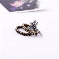 урожай кольцо комплект включает 3 шт. кольцо бесплатная доставка / # nr397