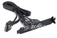 стандарт PCI слот для вставки в главное управление 20-контактный преобразовать в разъем USB3.0 перегородки