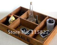 минимальный заказ $20 деревянный ящик для хранения деревянный стол организация пос
