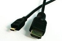 kuyia HDMI для микро-HDMI кабель 5 футов 1.4 в поддержка 3д и 1080 р