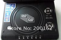 портативный проигрыватель DVD-плеер с 7.8 дюймов жк-широкоэкранный + функция копирования - регион-бесплатно - бесплатная и DVD-плеер с аналогового тв бдх. ЭМС. федерал ехпресс