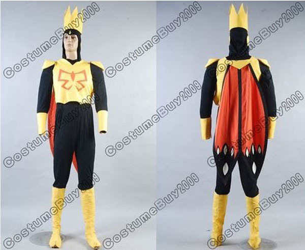 New Arrival Custom Made The Venture Bros. The Monarch Cosplay Costume For Halloween & New Arrival Custom Made The Venture Bros. The Monarch Cosplay ...