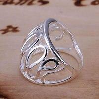 с-r059 большой палец руки 925 серебро кольцо, Pole дизайн, / ювелирные изделия, улыбнуться ли, частично
