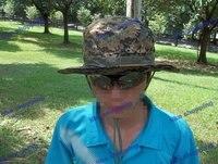 лесной камуфляж тактический шляпа кепка цифровой камуфляж