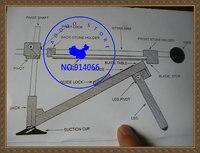 профессиональный кухонный нож точилка система исправления - угол 4 камни бесплатная доставка прямая поставка jd0317
