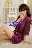 оптовая продажа 2 цветов выбрать шифон белье женщины пижамы бюстье / корсет прозрачные платья кружева белье + стринги w7039