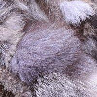 новый жилет с мех, размера два четыре, лиса меховой жилет коричневый мех жилет горячая распродажа p605