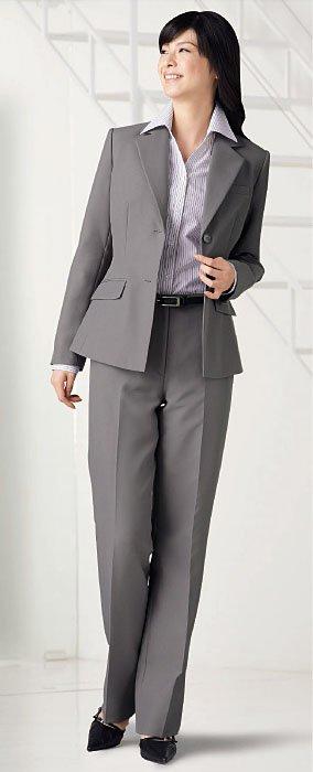 2011Brand Women Suit , Accept Custom Women Suit, Light Grey Women ...