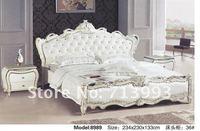 Casa кровать / мягкая кровать / из платформа кровать