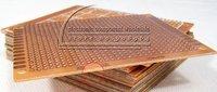 rheccow 25 шт. 7 х 9 см 7*9 см одной стороне печатной панель пайку универсальный прототип печатной платы совет по поделки