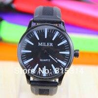 10 цветов женские часы классический гель кристалл силикон желе часы женская платье часы 1 шт./лот