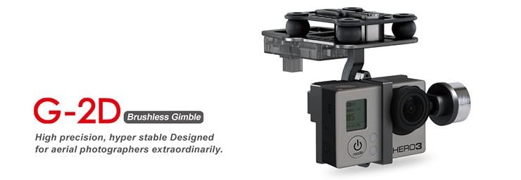 Cheap gimbal for camera