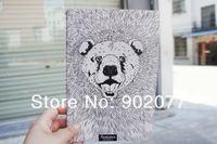 д30-002 новый злой животных дизайн серии А5 тетрадь, дневник, карманный блокнот