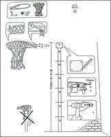 стальной баскетбол обода корзина обруч цилиндр красный