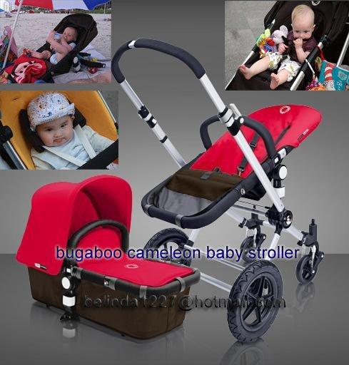 001.jpg 008.jpg ... & Discount Sales on Bugaboo Frog Baby Stroller-in Three Wheels ...