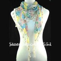 оптовая продажа мода терри теплее ожерелье шарф ювелирные шарфы, НЛ-1518h
