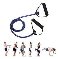 10 шт./лот оптовая продажа профессиональный сопротивление тренировки фитнес труб йога + бесплатная доставка