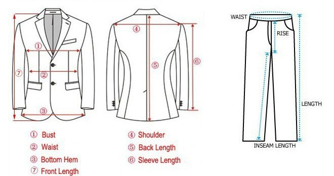 suit measure