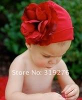 5 шт./лот новый стиль оптовая продажа бесплатная доставка мода doomagic шляпа, детские шляпы с большой цветок