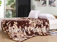 бесплатная доставка! полотенце ватки одеяло утолщение покрывало кондиционер лето прохладное постельное покрывало