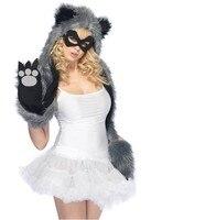 приливная волна из мужчин женщин должны принимать меховая шапка теплая шапка животных шляпы медвежий коготь