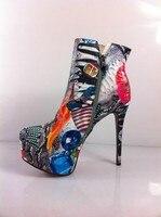 туфли на высоком каблуке новый стиль, 16 см туфли на каблуках, большой размер сша от 4 до 14, ну вечеринку обувь, реальная кожа, высокое качество, высокие сапоги на каблуках, бесплатная доставка