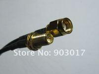 20 см антенну РП-SMA коаксиальный кабель для веселее беспроводной доступ в интернет 5 шт. за лот горячей продажи