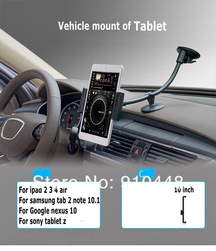 Samsung Galaxy Tab Car Headrest Mount//Cradle// Holder Universal 360 Degree Adjustable Rotating for iPad 2//3//4 // Mini//Air 2//Pro Google Nexus and other 7-11 inch Audew Car iPad Tablet Holder