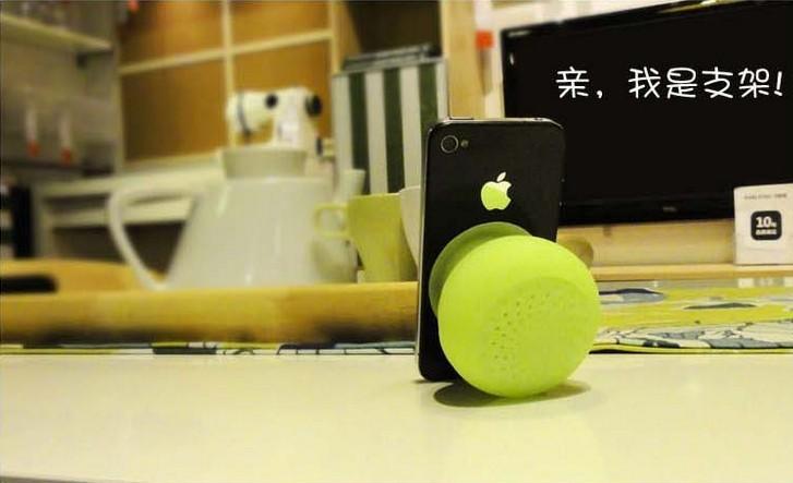 мини-стерео связь Bluetooth-Speaker гриб водонепроницаемый журавлика на цену мини беспроводной технологии Bluetooth Speaker портативная