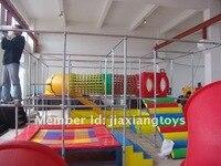 дети крытая спортивная площадка оборудование